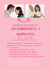 Kurz: Nekomunikácia v manželstve