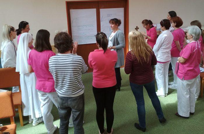 Rozvoj sociálnych kompetencií pre interdisciplinárny tím